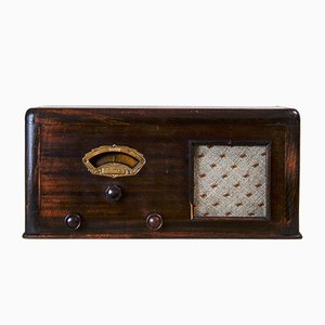 Radio Sonora F vintage Bluetooth de Charlestine, 1930