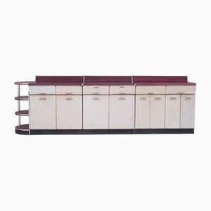 Set di mobili da cucina di Raymond Loewy, anni '50