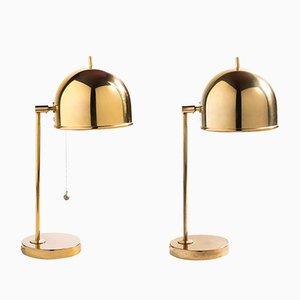 Tischlampen von Bergboms, 1960er, 2er Set