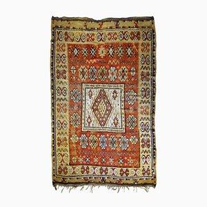 Handgefertigter marokkanischer Berberteppich, 1900er