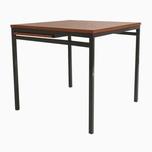 Extendable Square Dining Table by Florence Bassett Knoll for De Coene