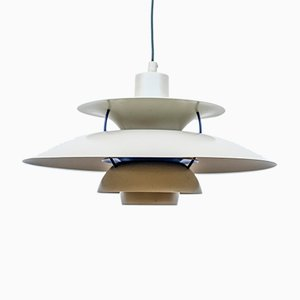 Danish Ceiling Lamp by Poul Henningsen for Louis Poulsen, 1960s