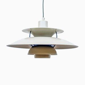 Lámpara de techo danesa de Poul Henningsen para Louis Poulsen, años 60