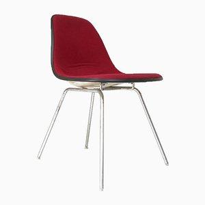 Silla DSX de Charles & Ray Eames para Herman Miller, años 60