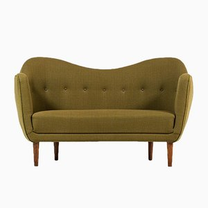 Model BO55 Sofa by Finn Juhl for Bovirke