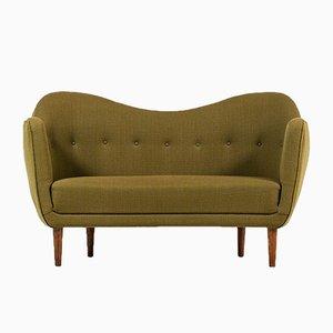 Modell BO55 Sofa von Finn Juhl für Bovirke