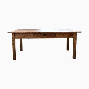 Vintage Rustic Pine Table