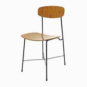 Italienischer Stuhl aus Schichtholz von George Coslin für Faram, 1950er