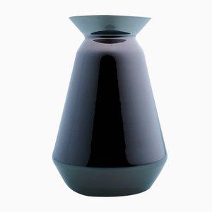 Queen Spiegelglas Vase von Artis Nimanis für an&angel