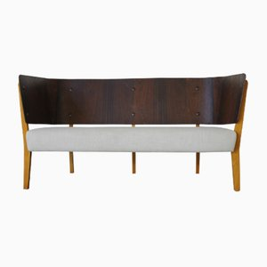 Model 2240 Rosewood Sofa by Søren Hansen for Fritz Hansen, 1930s