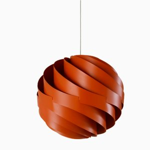 Turbo Pendant by Louis Weisdorf for Lyfa, 1960s