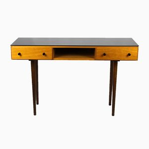 Mid-Century Desk or Console Table by M. Požár for UP Bučovice, 1960s