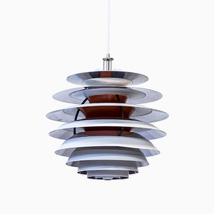 PH Kontrast Ceiling Lamp by Poul Henningsen for Louis Poulsen, 1970s