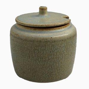 Recipiente in ceramica di Per Linnemann-Schmidt per Palshus, anni '60