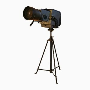 Large Film Spotlight on Steel Tripod from Pani, 1970s