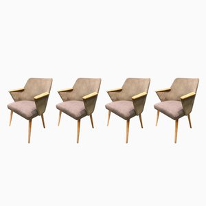 Armchairs from Casala, 1960s, Set of 4