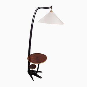 French Floor Lamp, 1950s