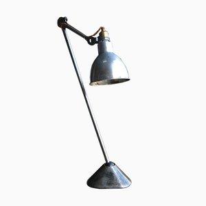 Lampe de Bureau d'Architecte par Bernard-Albin Gras pour Gras, 1930s