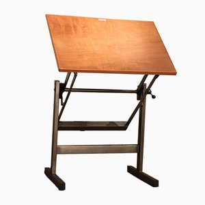 Small Drawing Table from Unic, 1960s
