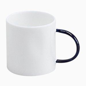 Taza para café expreso en azul cobalto de Feldspar