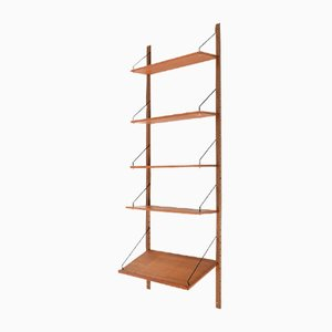Vintage Danish Teak Shelves