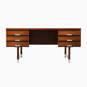 Model EP 401 Rosewood Desk by Kai Kristiansen for Feldballes Møbelfabrik, 1960s