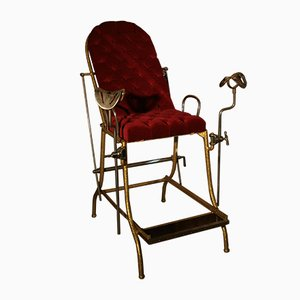 Vintage Gynecological Chair, 1930s
