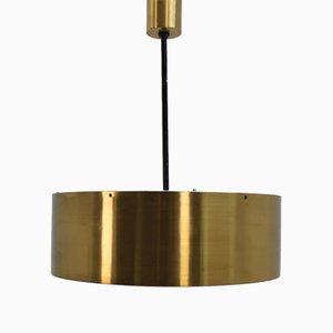Lampada a sospensione grande ad anello di Kamenicky Senov, anni '70