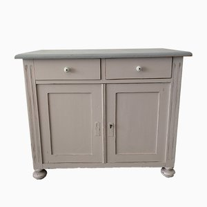 Antique Half Cabinet