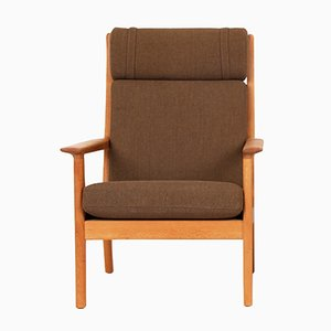 Model GE 265A Armchair by Hans J. Wegner for Getama, 1960s