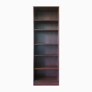 Bücherregal aus Mahagoni von Poul Hundevad, 1980er