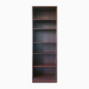 Mahogany Bookshelf by Poul Hundevad, 1980s