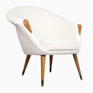 Danish Modern Lounge Chair, 1950s