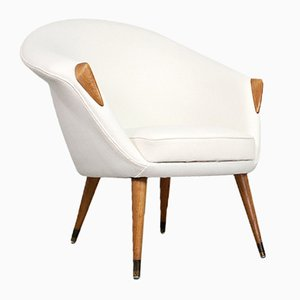 Moderner dänischer Sessel, 1950er