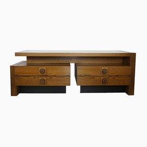Vintage Oak Lowboard