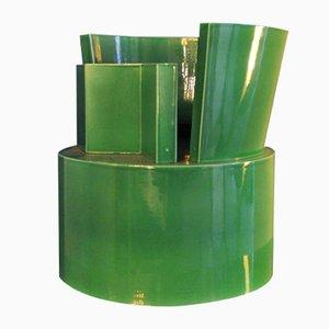Ninive Ceramic Bowl by Ettore Sottsass for Alessio Sarri, 1994