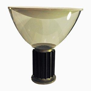 Lampada da tavolo Taccia dei Fratelli Castiglioni per Flos, anni '60