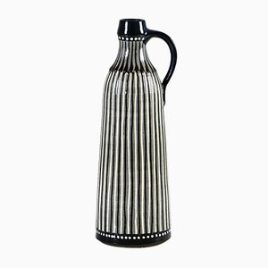 Mid-Century Ceramic Vase from Lausitz Kamenz, 1960s