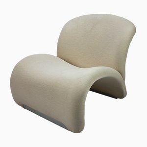Le Chat Lounge Chair by Pierre Paulin for Artifort, 1980s