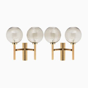 Sconces by Holgher Johansson for Westal, 1950s, Set of 2