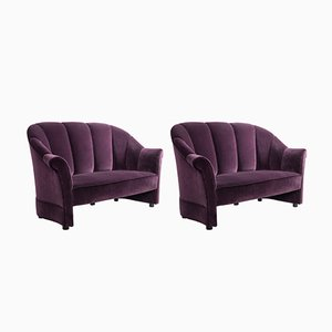 Sofas by Josef Hoffman for Wittmann, 1911, Set of 2