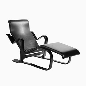 Vintage German Lounge Chair by Marcel Breuer, 1950s