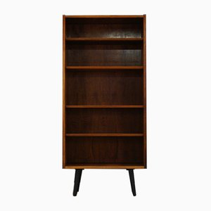 Mid-Century Rosewood Bookcase by Poul Hundevad for Hundevad & Co