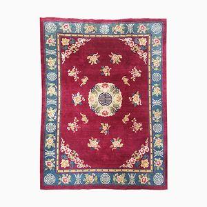 Chinesischer Vintage Teppich