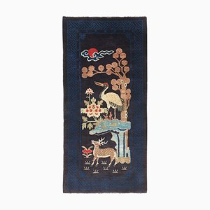 Vintage Chinese Pao-Tao Rug