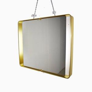 Espejo retroiluminado de Rimadesio, años 70