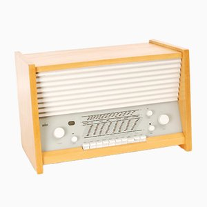 G-11/62 Tube Radio by Dieter Rams for Braun, 1957