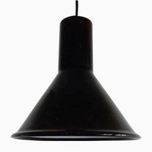 Mini Lampe à Suspension P&T par Michael Bang pour Holmegaard, 1970s