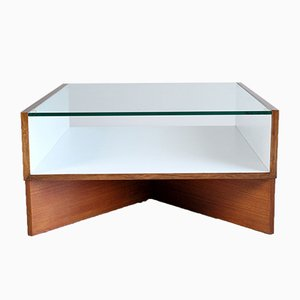 Tavolino modello CA 21 Capitol di Pierre Guariche per Minvielle, anni '60