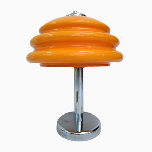 Orange Table Lamp, 1960s